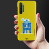 R2-D2 Slim Case And Cover For Realme XT