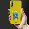 R2-D2 Slim Case And Cover For Vivo S1
