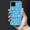 The Prime Avengers Slim Case And Cover For Pixel 4-Blue