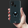 Shield Emblem Slim Case And Cover For Galaxy M31