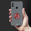 Avengers Emblem Slim Case And Cover For Redmi Note 5 Pro