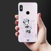 Minnie Mouse - Head Full of Dreams Slim Case And Cover For Redmi Note 5 Pro