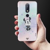 Minnie Mouse - Magical Starry Nights Slim Case And Cover For Nokia 6.1 Plus