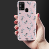 Minnie Mouse - Bubbly Pink Slim Case And Cover For Galaxy M31