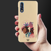 Pocahontas Of The Tribe Slim Case And Cover For Vivo Z1X
