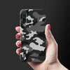 Black Patterned Camouflage Slim Case And Cover For Redmi A3