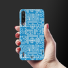 The Prime Avengers Slim Case And Cover For Redmi A3-Blue