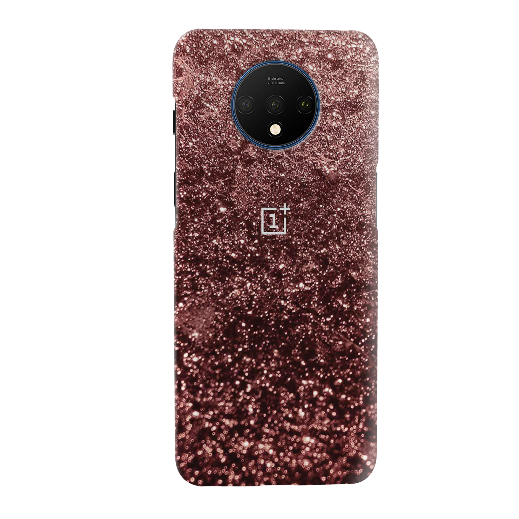 Copper Slim Case And Cover For OnePlus 7T