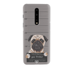 Bad Pug Slim Case And Cover For OnePlus 7 Pro