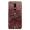 Copper Slim Case And Cover For OnePlus 6