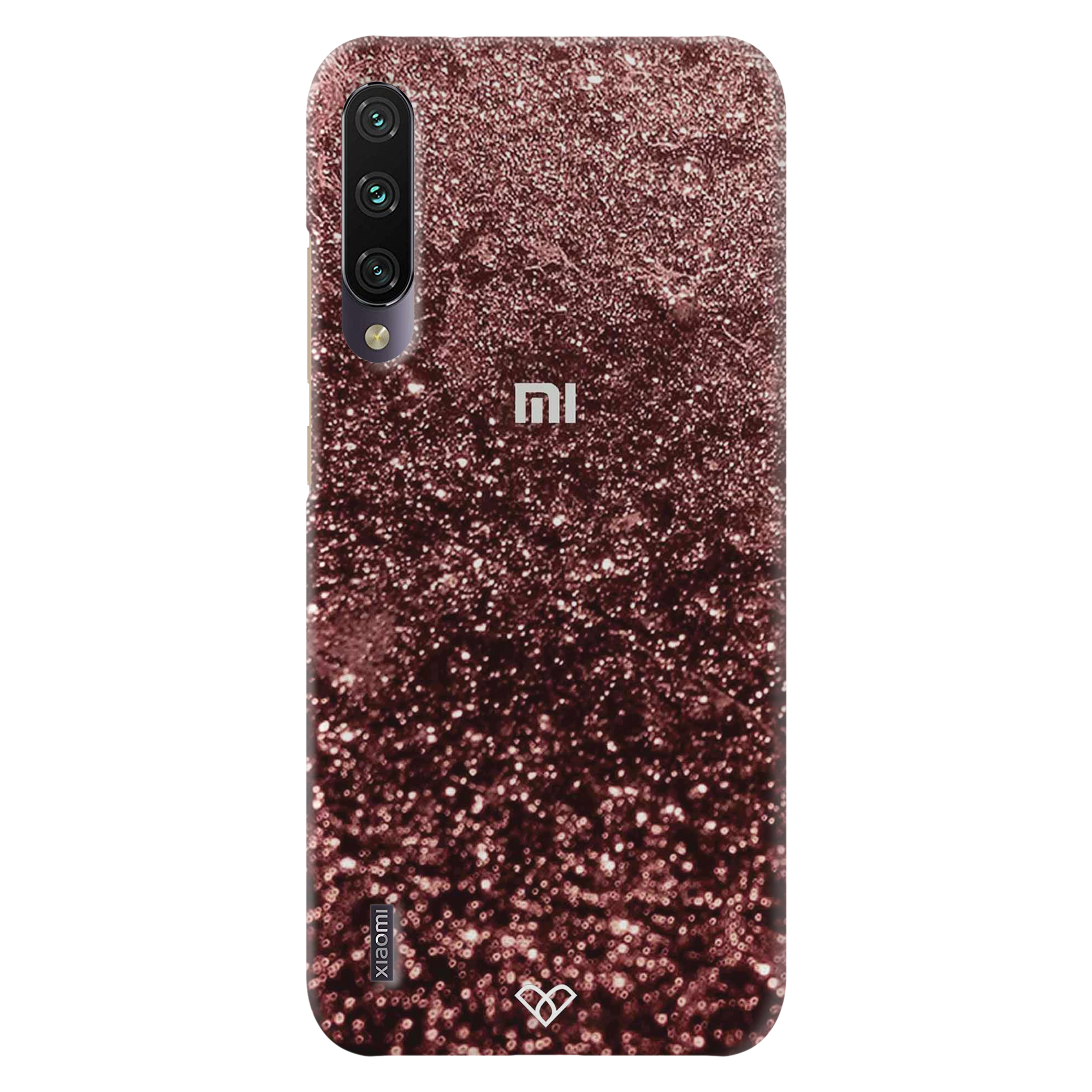 Copper Slim Case And Cover For Redmi A3