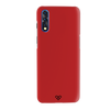 Blood Red Slim Case And Cover For Vivo Z1X