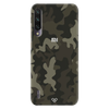 Brown Abstract Camouflage Slim Case And Cover For Redmi A3