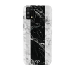 White Chevrons Slim Case And Cover For Galaxy M31