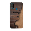 Shades On Wood Slim Case And Cover For Galaxy M30s