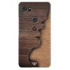Shades On Wood Slim Case And Cover For Pixel 2 XL