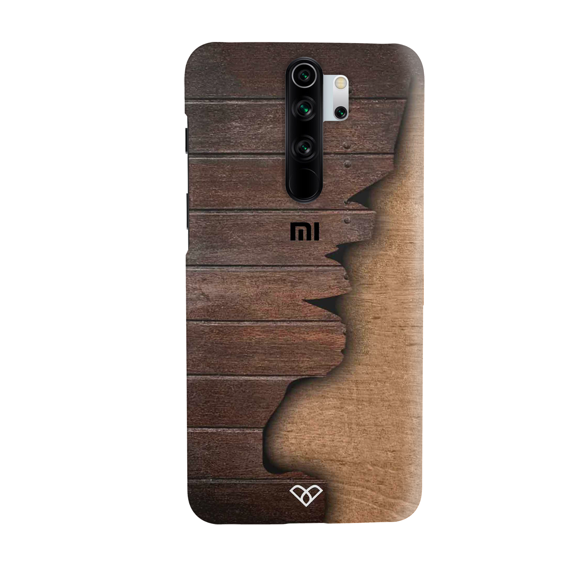 Shades On Wood Slim Case And Cover For Redmi Note 8 Pro