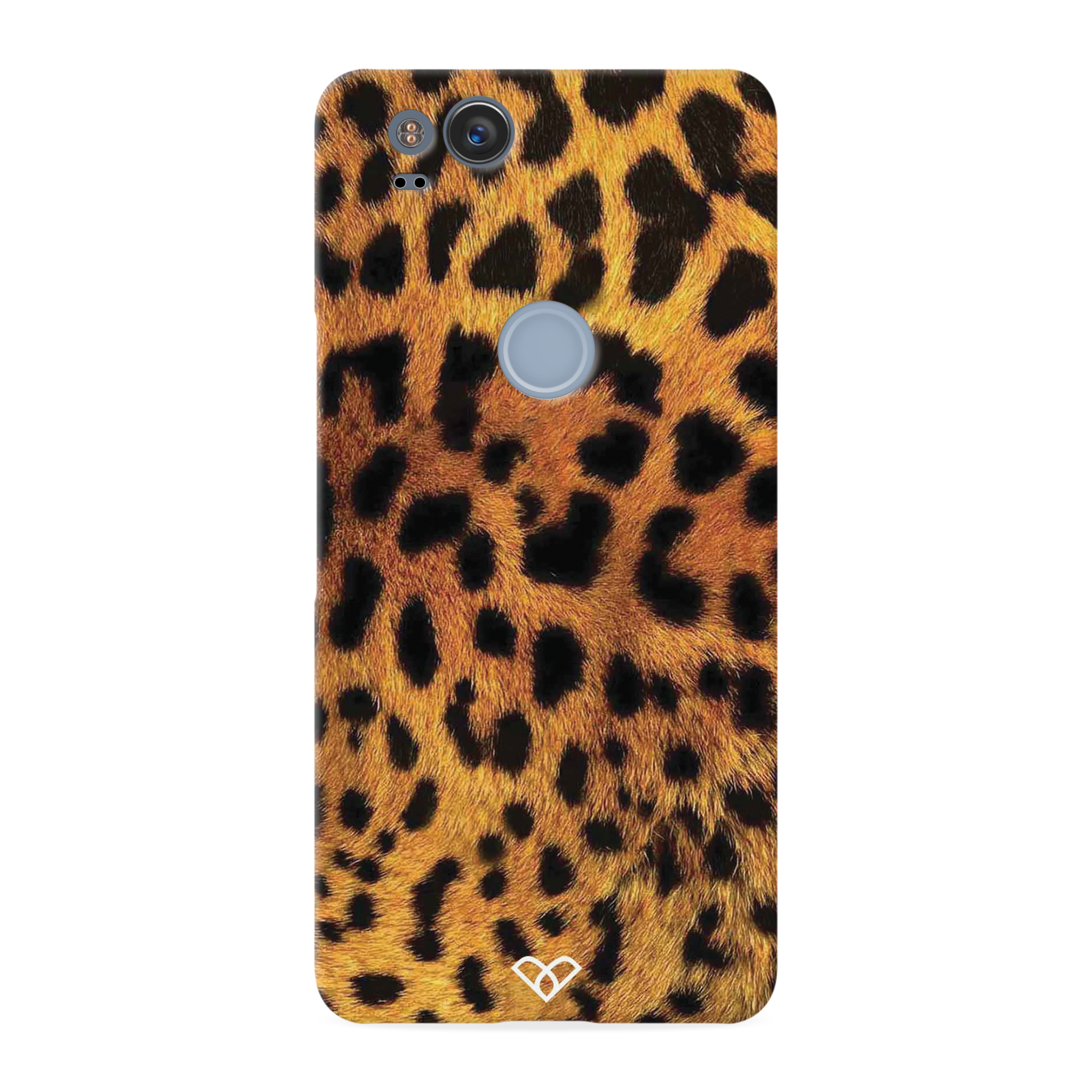 Cheetah Skin Slim Case And Cover For Pixel 2