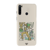 Luke And Yoda Slim Case And Cover For Redmi Note 8