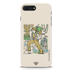 Luke And Yoda Slim Case And Cover For iPhone 7 Plus