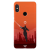 Iron Man Slim Case And Cover For Redmi Note 5 Pro