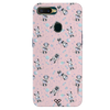 Minnie Mouse - Bubbly Pink Slim Case And Cover For Oppo A7