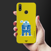 R2-D2 Slim Case And Cover For Realme 3 Pro