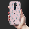 Minnie Mouse - Bubbly Pink Slim Case And Cover For Oppo A9 (2020)