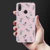 Minnie Mouse - Bubbly Pink Slim Case And Cover For Realme 3 Pro