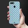 Minnie Mouse Patten Slim Case And Cover For Oppo A7