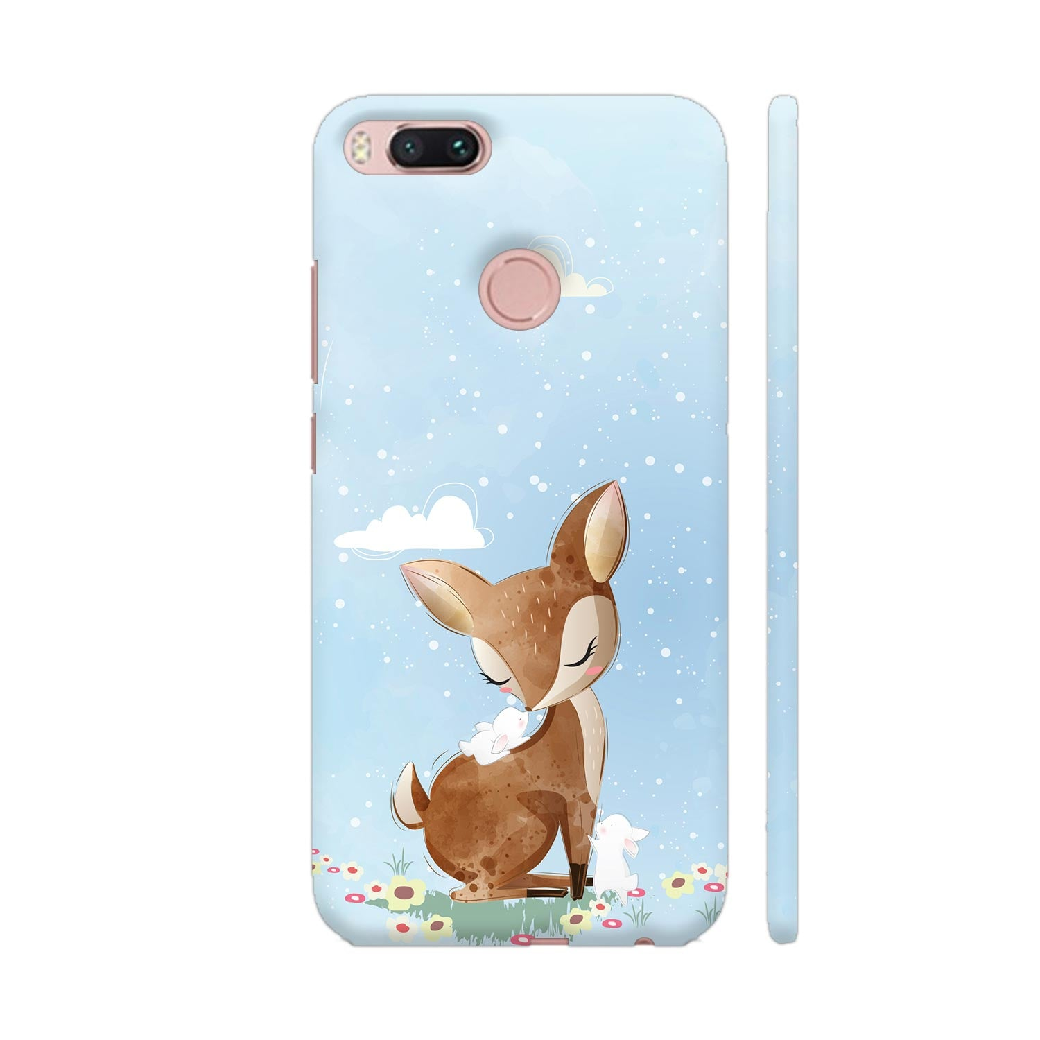 Dreamy Fawn Slim Case And Cover For Redmi Mi A1