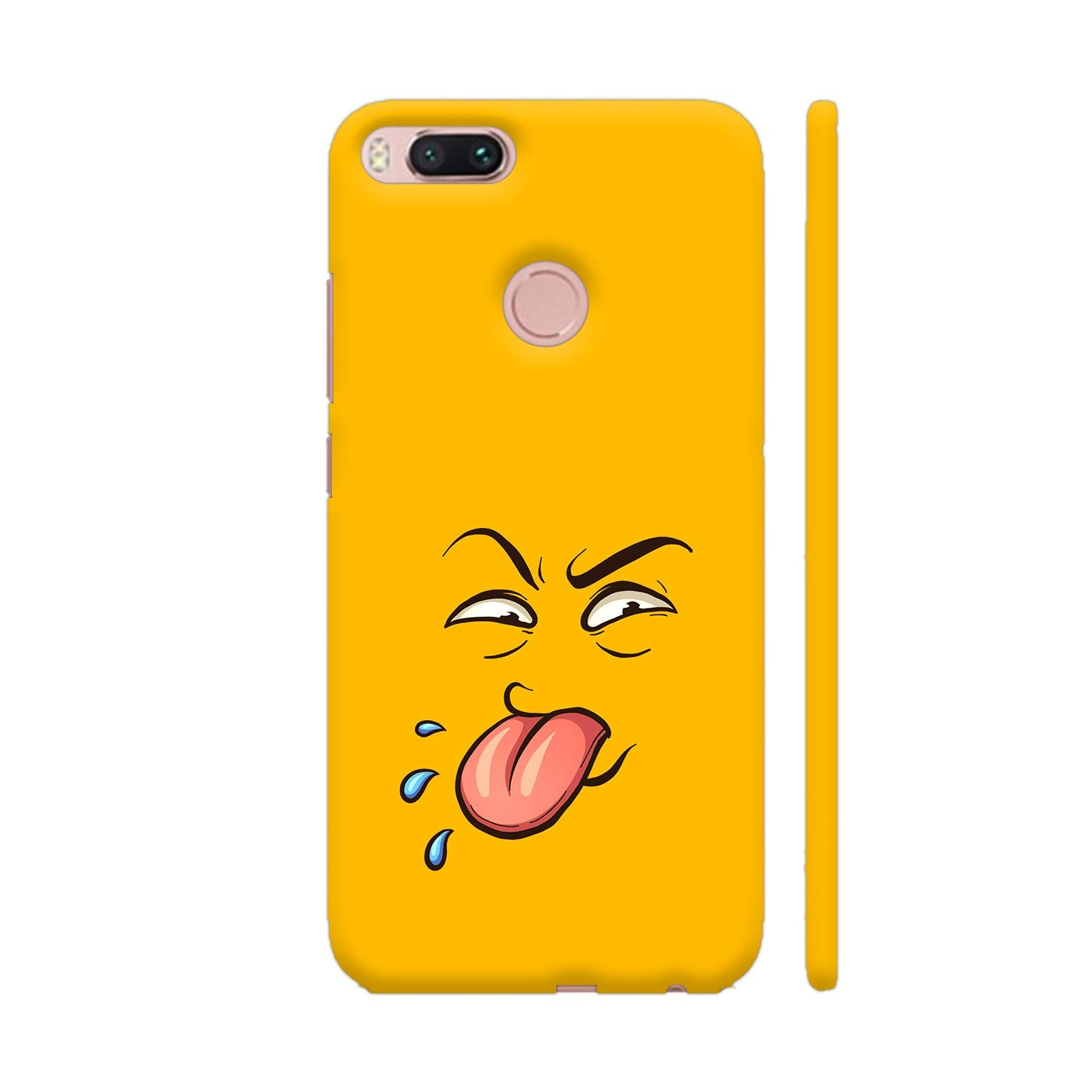 Tease Emoji Slim Case And Cover For Redmi Mi A1