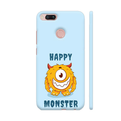 Grinning Monster Slim Case And Cover For Redmi Mi A1