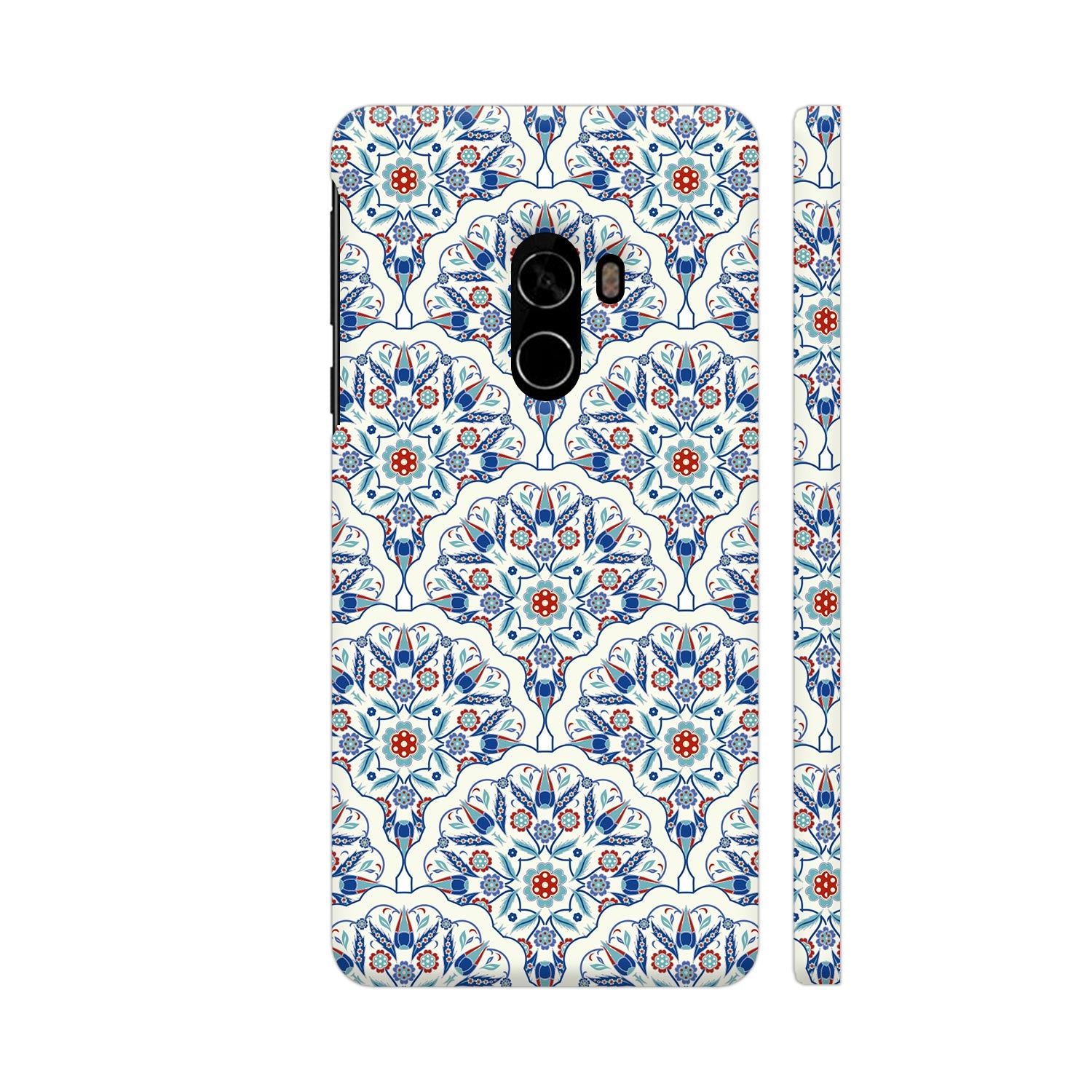 Turkish Mosaics Slim Case And Cover For Mi Mix 2