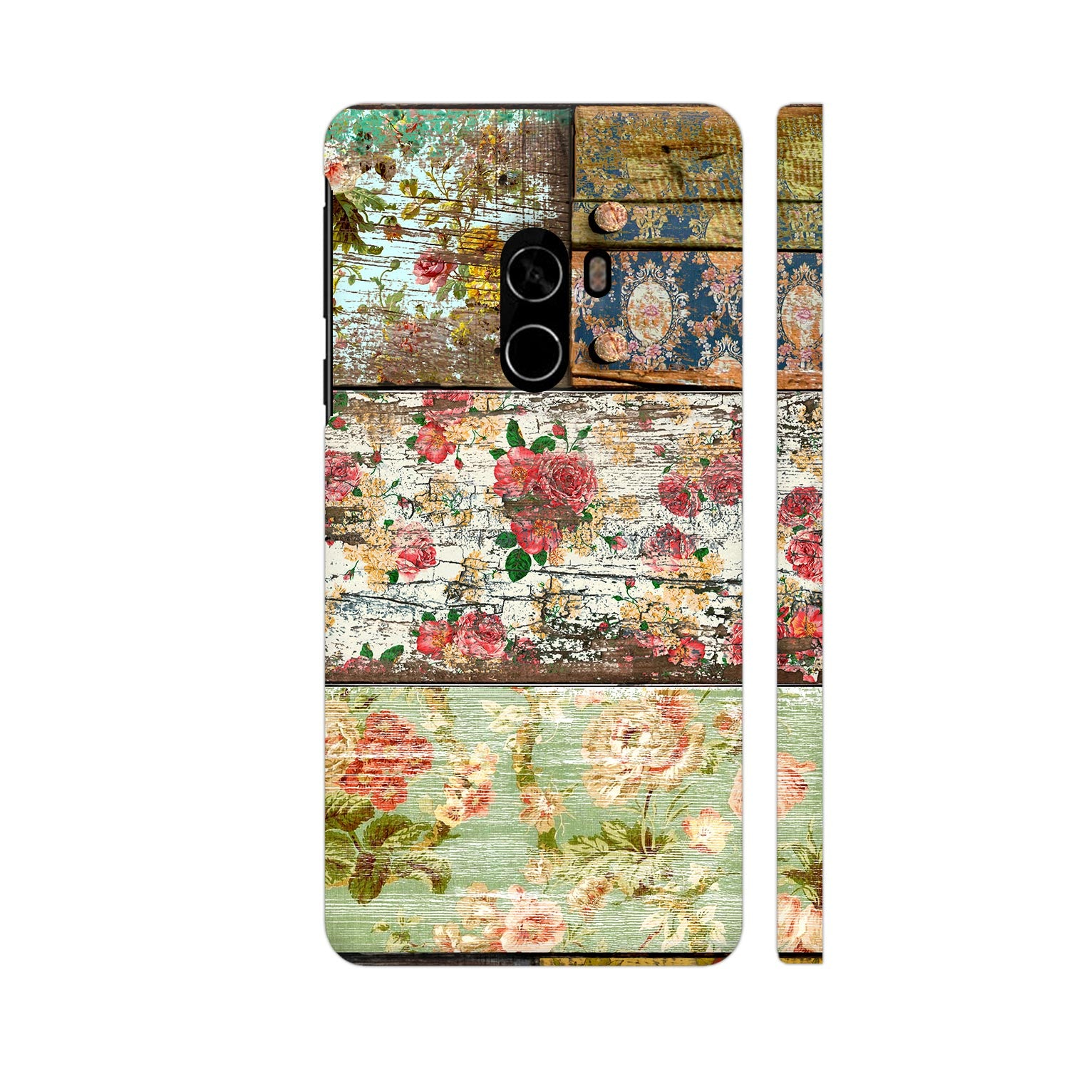 Lady Rococo Slim Case And Cover For Mi Mix 2