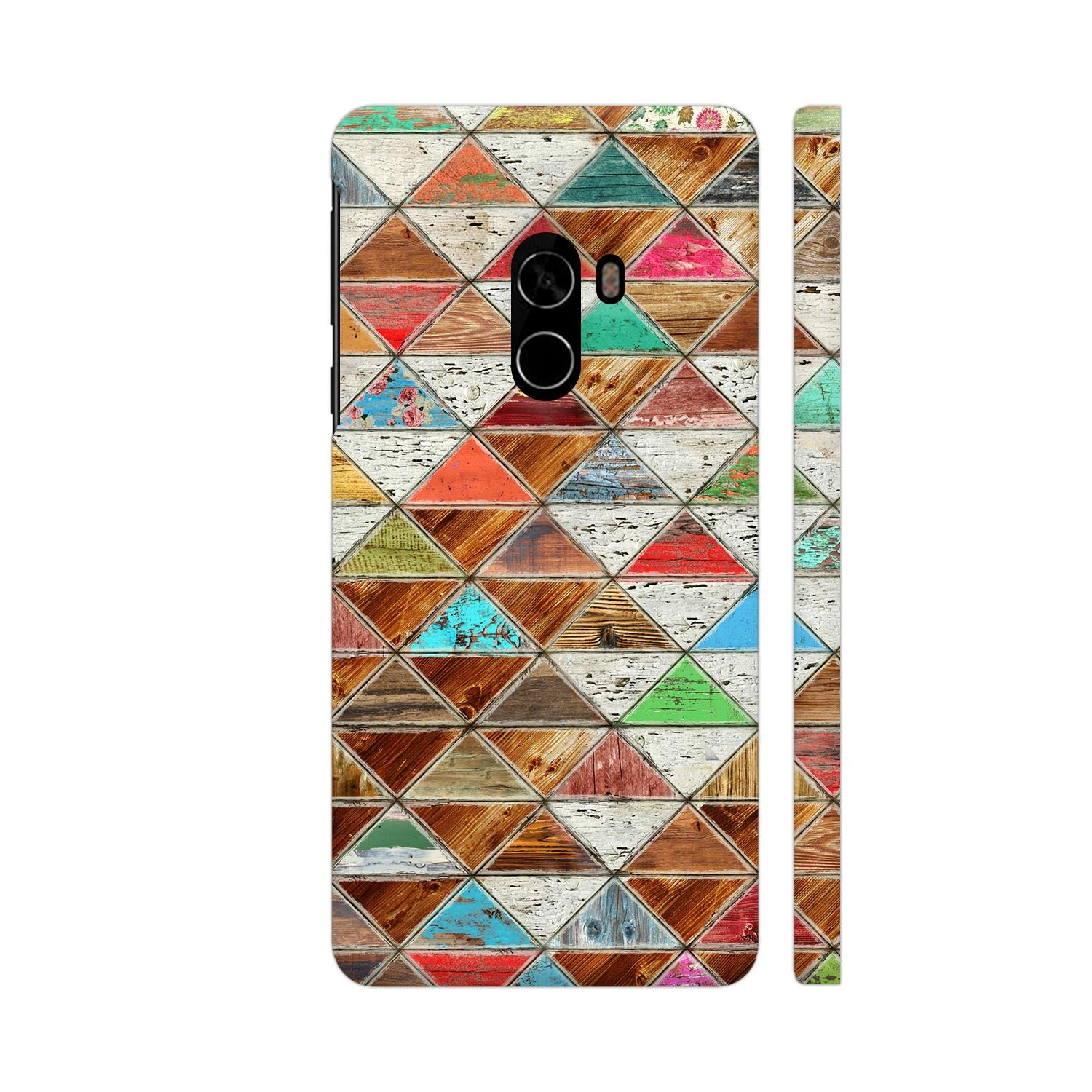 Love Pattern Slim Case And Cover For Mi Mix 2