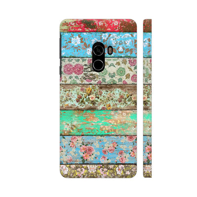 Rococo Style Slim Case And Cover For Mi Mix 2