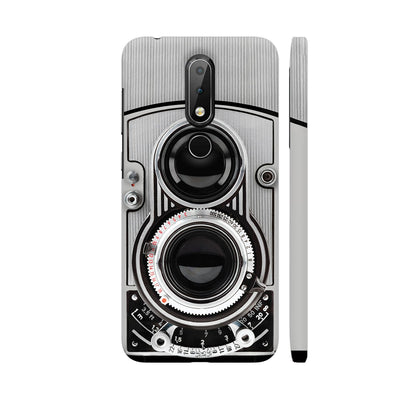 Vintage Twin Lens Reflex Camera Slim Case And Cover For Nokia 6p1 Plus