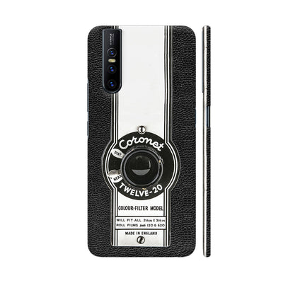 The Coronet Twelve-20 Box Camera Slim Case And Cover For Vivo V15 Pro