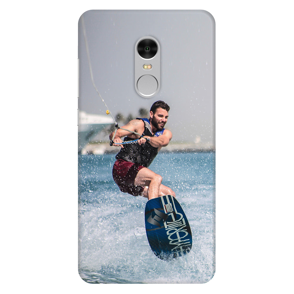 REDMI NOTE 4 CUSTOM SLIM CASES AND COVERS