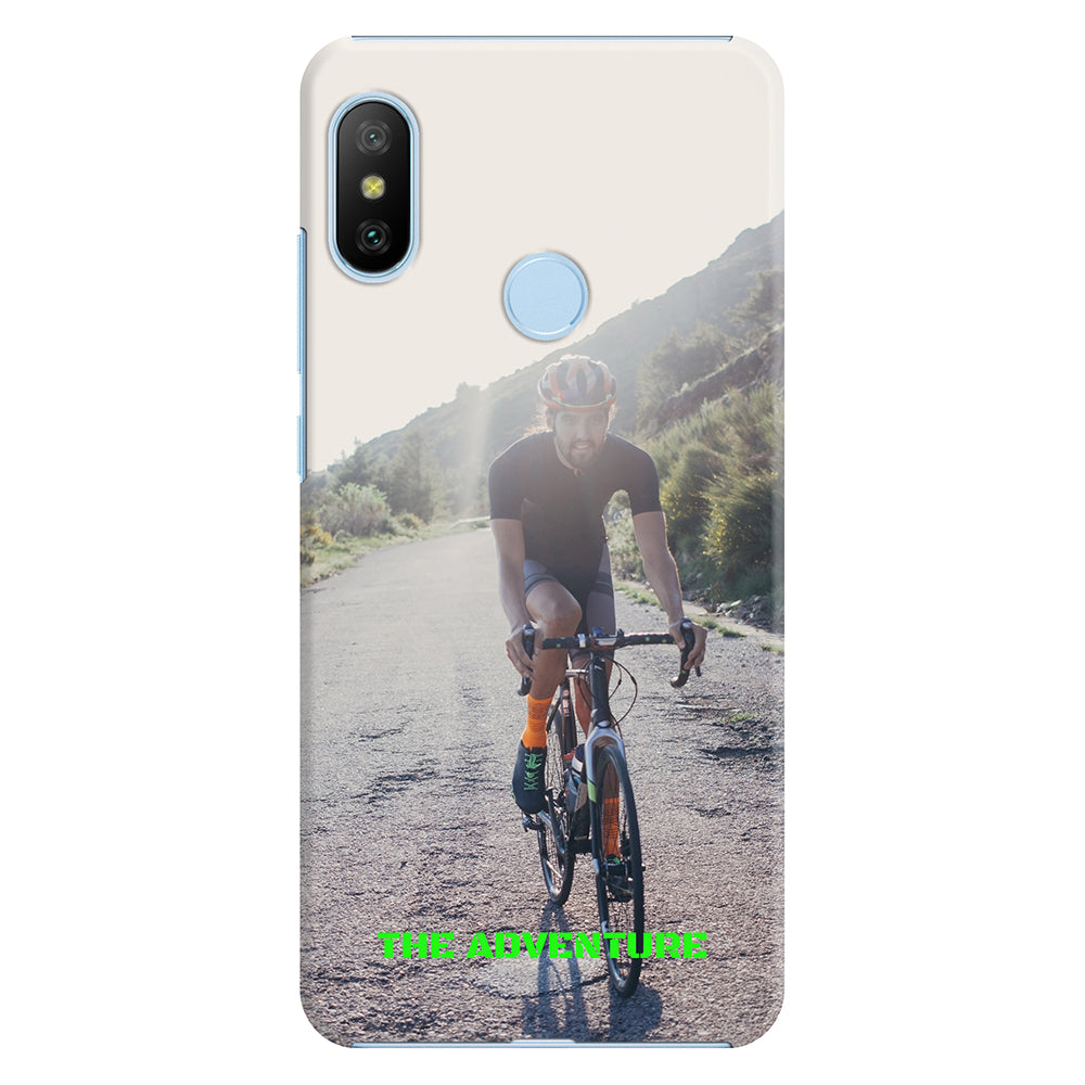 REDMI 6 PRO CUSTOM SLIM CASES AND COVERS