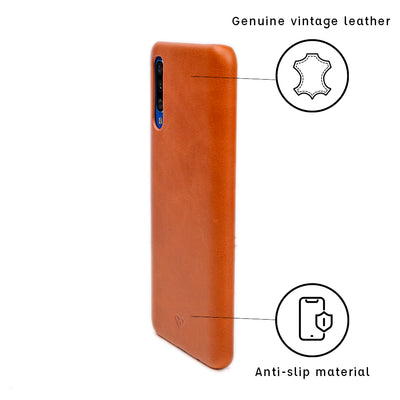 Geometric Lion Galaxy A50 Leather Cases