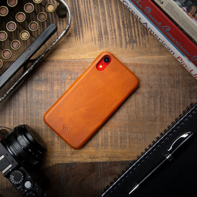 Ford Model T (1927) iPhone XR Leather Cases