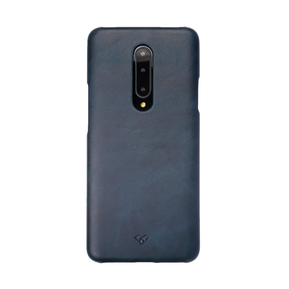 OnePlus 7 Pro Leather Cases And Covers-Aegean Blue