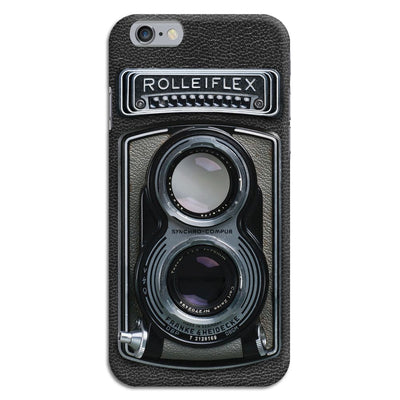 Rolleiflex Slim Case And Cover For Iphone 6