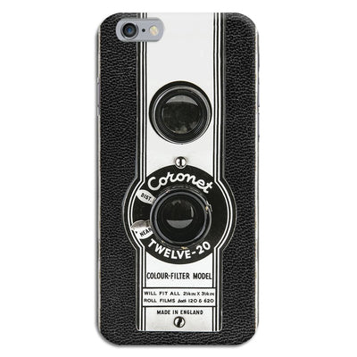 The Coronet Twelve-20 Box Camera Slim Case And Cover For Apple iPhone 6