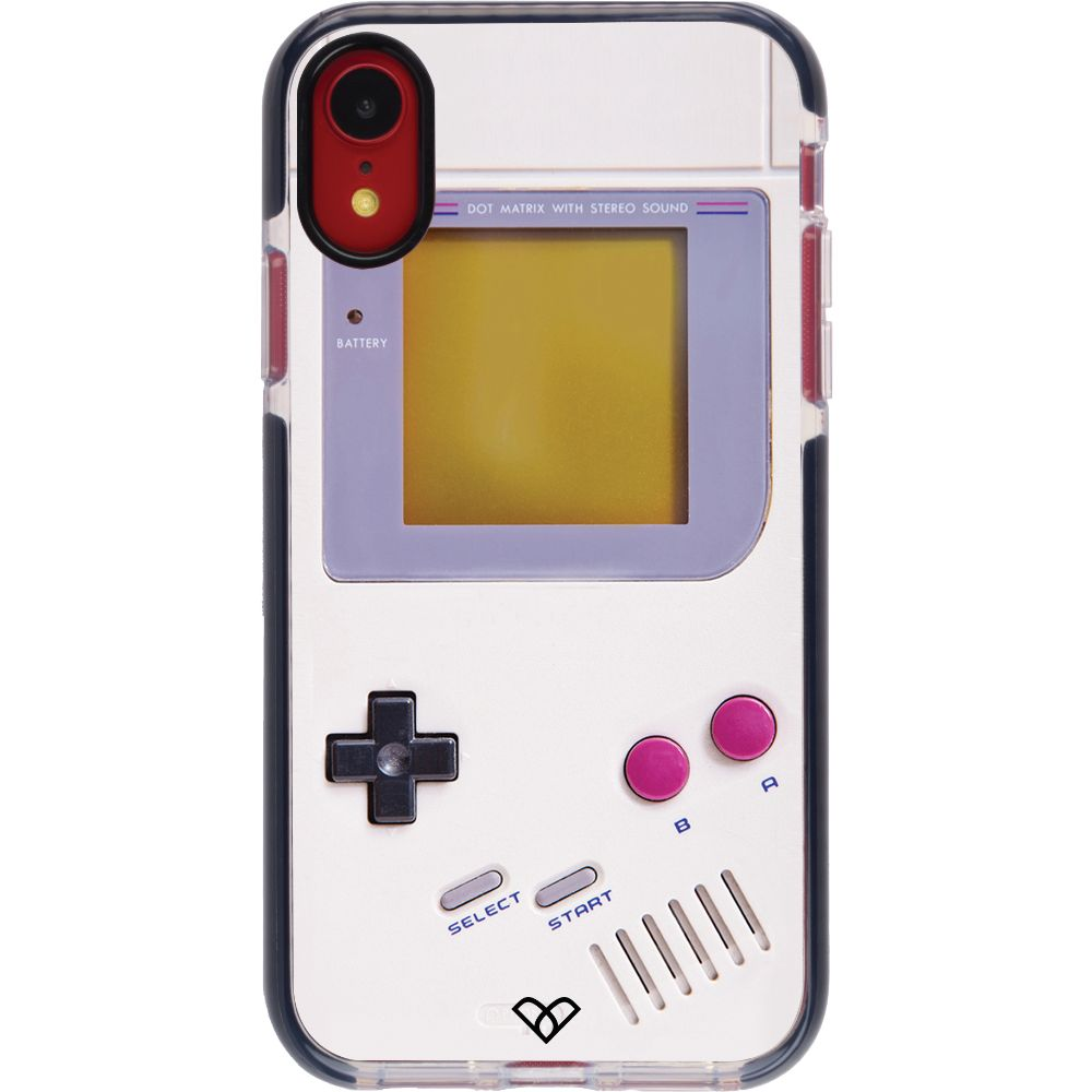 Nintendo Game Boy Designer Impact Case And Cover For iPhone XR