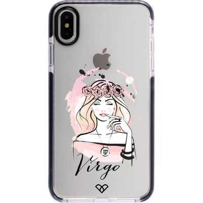 Virgo by Martina Pavlova Impact Case And Cover For iPhone X