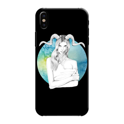 Aries by Will Ev Slim Case For iPhone X