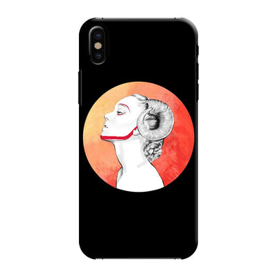 Capricorn by Will Ev Slim Case For iPhone X